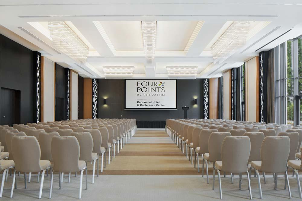 Four Points by Sheraton Kecskemét Hotel & Konferenciaközpont